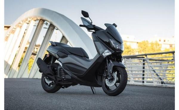 Yamaha Nmax 125 (Foto: Honest John Kit)