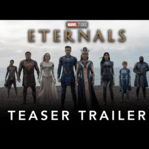 Trailer Eternals Dirilis, Jagoan Marvel Siap Sambut Penggemar November 2021 Mendatang