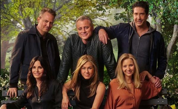 Friends: The Reunion (Foto: mag.elcomercio.pe)