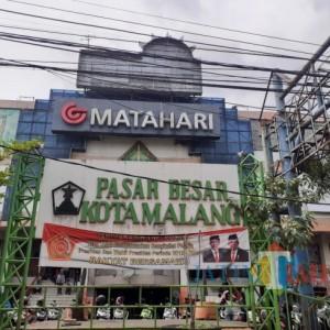 5 Tahun Mangkrak, Pasar Besar Kota Malang Masuk Tahap DED