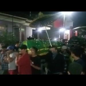 Viral Pemberangkatan Bersama Pemakaman Korban Kecelakaan Poncokusumo