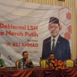 Komisi IX DPR RI Gus Ali Jadi Penasehat LSM