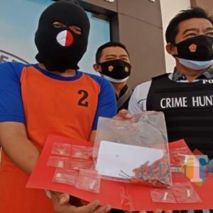 Cabai Rawit Berisi Sabu-Sabu Berhasil Digagalkan Petugas Lapas Jombang