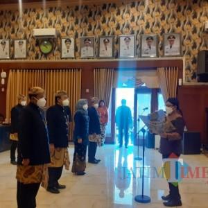 Kukuhkan Pengurus Baru BPPD Kota Malang, Wali Kota Sutiaji Harapkan Pariwisata Semakin Melejit
