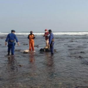 1 Korban Hilang Laka Laut Pantai Batu Bengkung Ditemukan