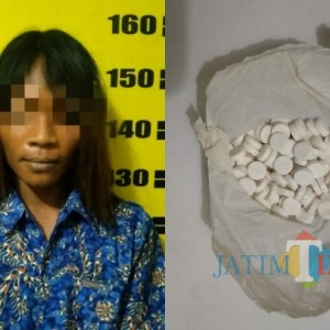 Peternak Ayam asal Kediri Ditangkap Polisi Tulungagung, Ternyata Nyambi Jualan Pil Koplo