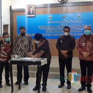 Perkuat Sektor Pariwisata, 3 Daerah Malang Raya Teken MoU