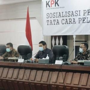 KPK Apresiasi Komitmen Wali Kota Kediri Jaga Semangat Pengendalian Gratifikasi dan Korupsi