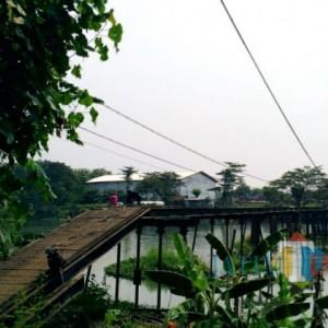 Empat Tahun Mangkrak, Jembatan Mrican Segera Diperbaiki, Tunggu Pembebasan Lahan