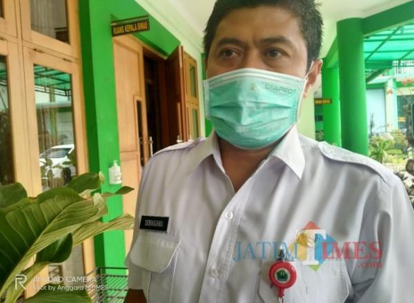 Kepala Disdikbud Kota Malang, Suwarjana SE MM (doc MalangTIMES)