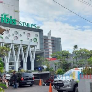 Laka Kerja, Karyawan Hotel Ibis Styles Malang Dilaporkan Terjepit Lift