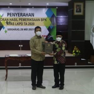 Membanggakan, 10 Kali Berturut-turut Kota Malang Berhasil Pertahankan Predikat WTP