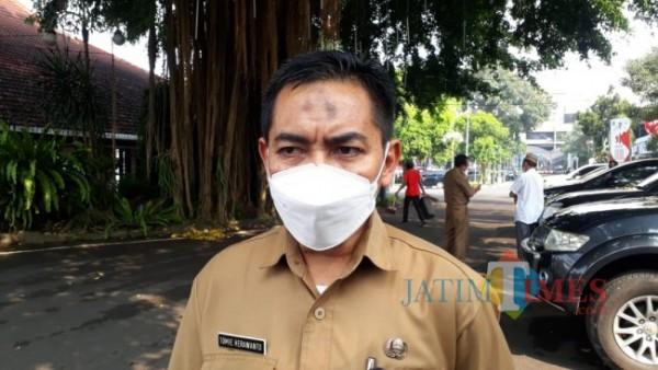 Kepala Bappeda Kabupaten Malang, Tomie Herawanto (Hendra Saputra/MalangTIMES)