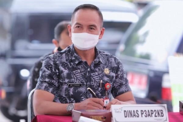 Kepala DP3AP2KB Kota Batu, MD Furqon. (Foto: istimewa)