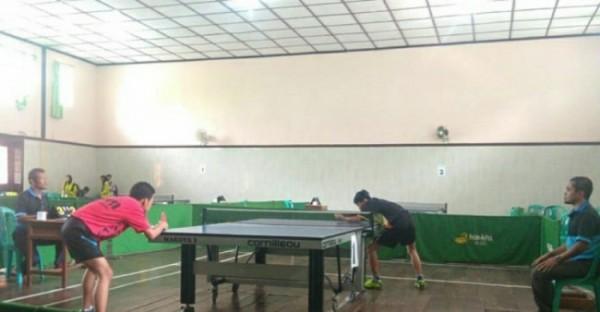 Persatuan Tenis Meja Seluruh Indonesia (PTMSI) Kota Malang (foto istimewa)