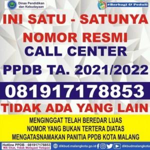 Tak Kenal Libur, Posko PPDB Disdikbud Kota Malang Tetap Buka
