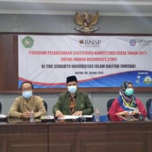 Wujudkan Masyarakat Lebih Sejahtera, Unisba Blitar-APIK Beri Pembinaan BUMTREN Se Jawa Timur