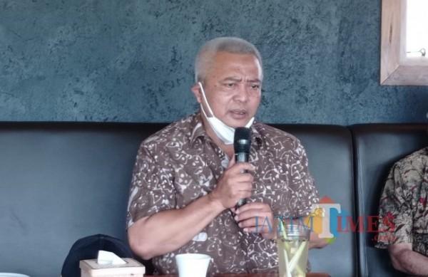 Bupati Malang HM Sanusi (foto: Hendra Saputra/MalangTIMES)