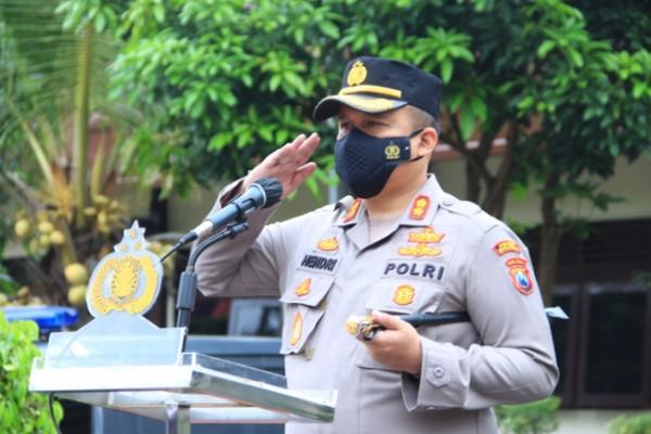 Kapolres Malang, AKBP Hendri Umar (foto: Humas Polres Malang for MalangTIMES)