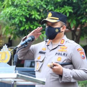 Kapolres Malang AKBP Hendri Umar Dimutasi, Ini Gantinya