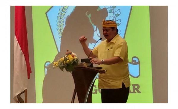 Ketua Umum DPP Golkar Airlangga Hartarto (Foto: Partaigolkar.com)
