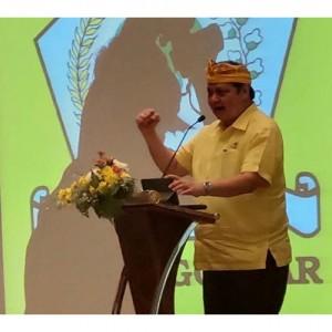 Hari Lahir Pancasila, Ketum DPP Golkar Minta Para Kader Bisa jadi Role Model Perwujudan Pancasila