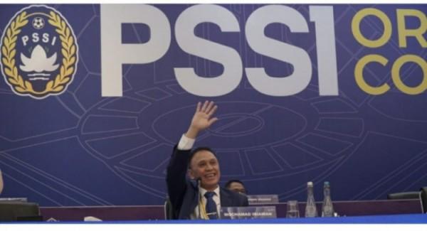 Ketua Umum PSSI, Mochamad Iriawan (foto istimewa)
