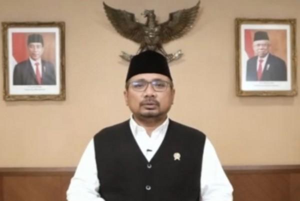 Menteri Agama Yaqut Cholil Qoumas (Ist)