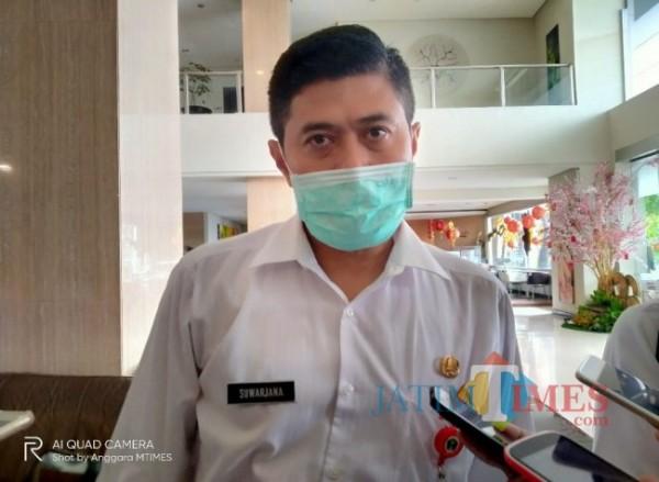 Kepala Dinas Pendidikan dan Kebudayaan (Dikbud) Kota Malang, Suwarjana. (Anggoro Sudiongko/MalangTIMES).