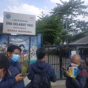 Update Dugaan Kekerasan Seksual di Kota Batu, Legislatif dan Dindik Provinsi Jatim Datangi SMA SPI