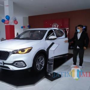Usung MG HS I-Smart, Brand Mobil Asal Inggris Ekspansi Sasar Pasar di Malang