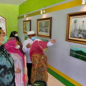 Bupati Jombang Resmikan Hasil Revitalisasi Kompleks Makam Pendiri NU