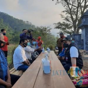 Tampung Keluhan Warga, Bupati Kediri Temui Kepala Desa Se-Kecamatan Banyakan