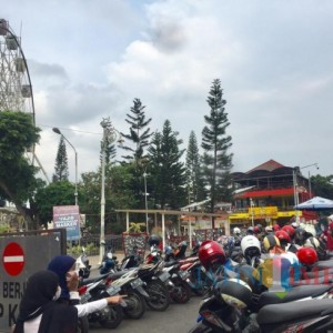 Restribusi Parkir Tepi Jalan Kota Batu Masih 1,4 Persen