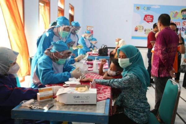Posbindu PTM ini dilaksanakan di 46 Kelurahan. (Foto: Ist)