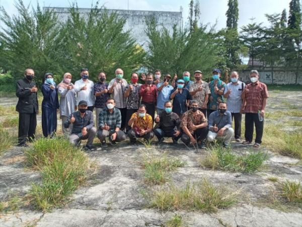 Silaturahmi antara anggota legislatif bersama Kadin UMKM Malang Raya bersama dinas dan Yayasan Panjura Malang beberapa waktu lalu. (Foto: Istimewa).