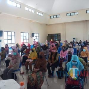 Sosialisasi Penyedotan Lumpur Tinja Terjadwal, DPUPRPKP Gandeng TP PKK Kota Malang