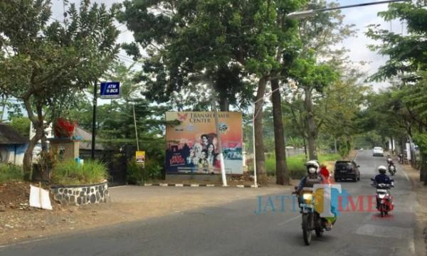 Suasana sekolah SPI Jl Raya Pandanrejo, Desa Pandanrejo, Kecamatan Bumiaji. (Foto: Irsya Richa/MalangTIMES)