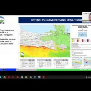 Heboh Kabar Gempa Berkekuatan Besar hingga Tsunami, Ini Pesan BMKG Karangkates