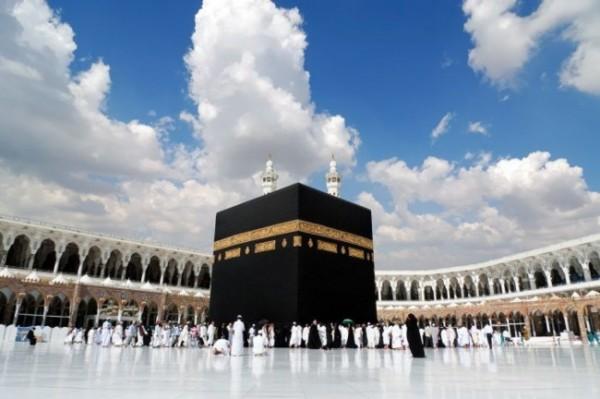 Kakbah di Makkah sebagai tempat pelaksanaan ibadah haji umat Muslim. (Foto: Grid.id)