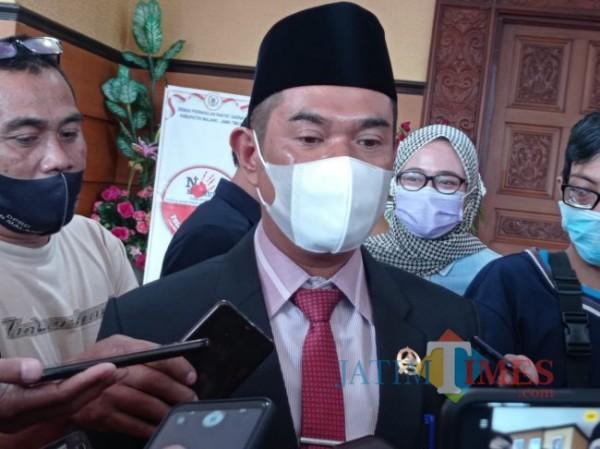 Ketua DPRD Kabupaten Malang, Darmadi (foto: Hendra Saputra/MalangTIMES)