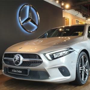 "Mercedes-Benz Rilis 2 ""Mobil Murah"" Rakitan Indonesia, Berikut Sederet Kecanggihannya"