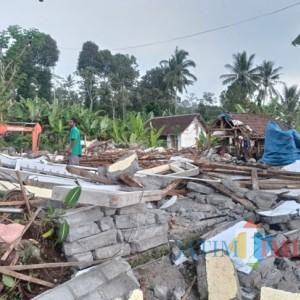 Pemkab Malang Tunggu Bantuan Korban Gempa Bumi dari BNPB