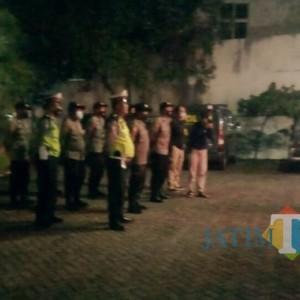 Polisi Rutin Sterilisasi, Balap Liar di Kaliwates Berkurang