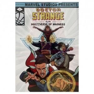 "Sosok Super Hero Baru ""America Chavez"" Bakal Muncul di Sekuel Doctor Strange 2?"