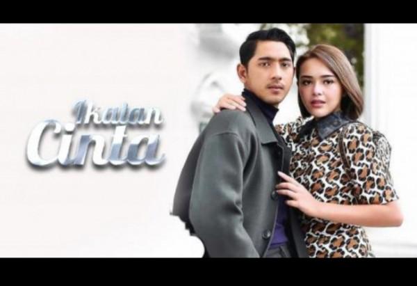 Potret Aldebaran dan Andin di sinetron Ikatan Cinta RCTI. (Foto: RCTI+).