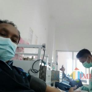 Dampak Vaksinasi, Stok Darah di Kabupaten Lumajang Menipis