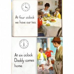 Sosok Bapak di Gambar Keluarga Kaleng Biskuit Khong Guan Terbongkar, Ada di Sebuah Buku?