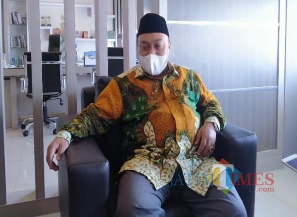 Wakil Rektor 1 Unisma Prof Drs H Junaidi MPd PhD (Anggara Sudiongko/MalangTIMES)