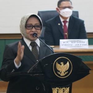 Bupati Jombang Tutup Pelatihan Kepemimpinan Administrator Angkatan I Tahun 2021